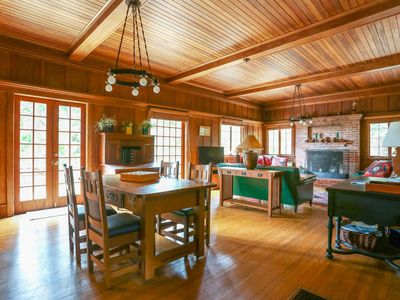 Photo for Wildwood - Historic 6 Bedroom - Rustic Elegance