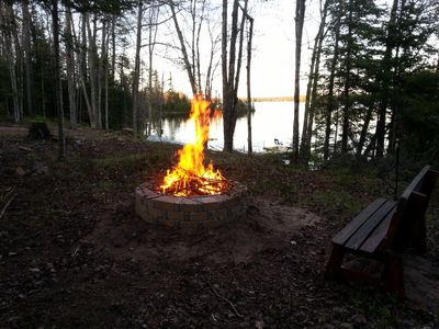 Fire Pit,,,,,S'mores anyone?