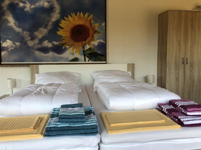Photo for Nice room near Strasbourg - Europapark - Black Forest 44sq