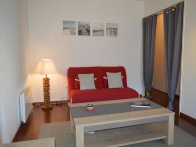 Photo for Apartment Capbreton, 1 bedroom, 2 persons