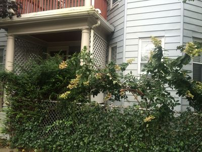 Photo for Great Boston Location 4 bedroom Apt. + Private Driveway