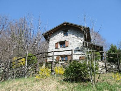 Photo for Idyllic holiday home in Valle Cannobina
