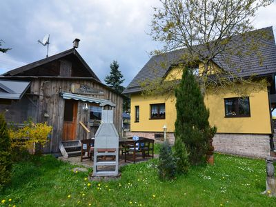 Photo for Small and cosy apartment in the Thuringian Forest