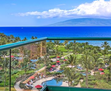 K B M Hawaii: Ocean Views, Wrap Around Lanai 2 Bedroom, FREE car! Mar & Apr Specials From only $529!