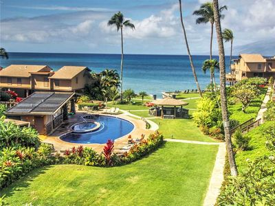 Photo for 20% off for Spring- Memories made together last a life time at Kahana Sunset D7 2Bd/2Ba!