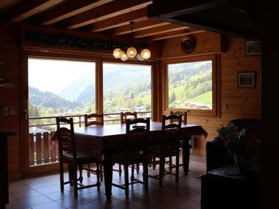 Photo for Chalet Les Gets, 3 bedrooms, 8 persons