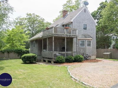 Photo for Oak Bluffs: East Chop! Year Round 3 Bedrooms/2 Baths.