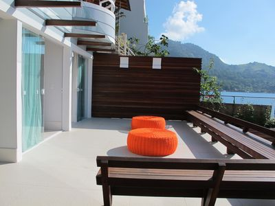 Photo for House Creek - Portogalo by the sea, 6 suites, all with sea views