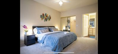 Photo for Luxury Apartment 2 BD / 2BR  at Texas Medical Center - MD Anderson - NRG Center