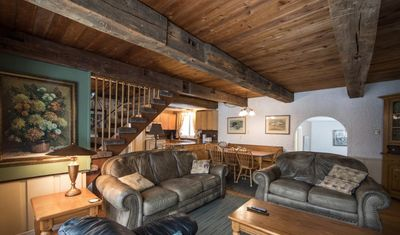 Photo for 6 Bed Blue Mountain Cottage with Hot Tub Sleeps 14