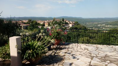 Photo for House with terrace of 90m2, magnificent view!