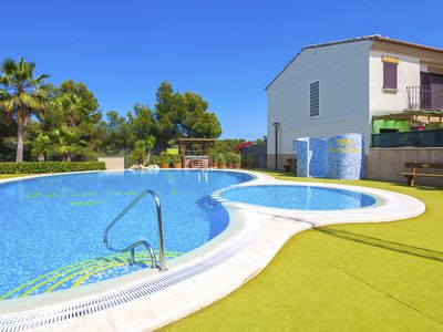 Photo for REAL SITIO, Bungalow in Calpe for 8 people.