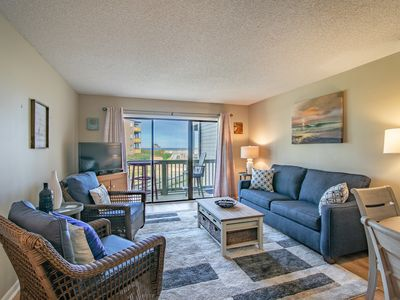 Photo for 2 Bedrooms | Colony by the Sea | Oceanfront | Condo | Sleeps 4