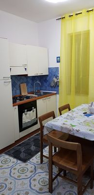 Photo for Petra Marina Elea, is a house a few steps from the sea and the beach and services