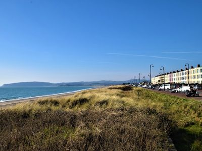 Photo for 2BR Apartment Vacation Rental in Pwllheli