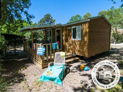 Photo for Camping Village Saint Louis **** - Maeva Camping - Cozy Cottage 3 Rooms 4 People