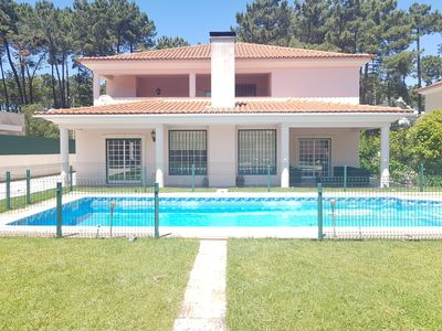 Photo for Comfortable House With Private Pool Near Beach / Golf / Tennis