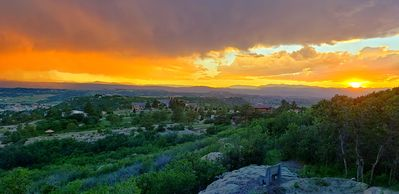 Photo for BEAUTIFUL CASTLE ROCK HOME WITH BREATHTAKING MOUNTAIN VIEWS !