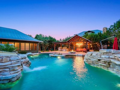 Photo for Grit + Grace Ranch - private compound with resort style pool!