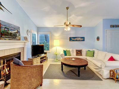 Photo for Wonderful Summer Beach VIllage Seaside Home Just a Short Walk from the Ocean