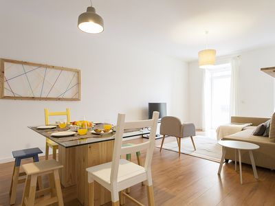 Photo for Monthly discount! 2BR flat with terrace&view, in Penha de França