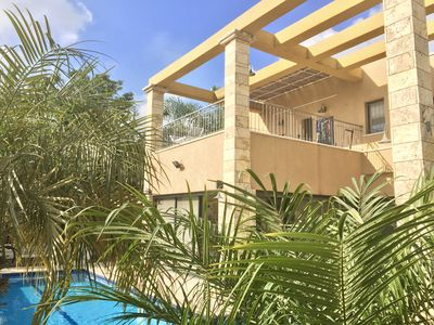 Photo for Stunning villa for family vacation. Private pool. Pet friendly.