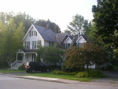 Photo for Special lovely home for wedding, shopping, hiking, golfing, skiing and reunions