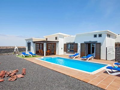 Photo for Capricho is a lovely three bedroom property located in a peaceful location within the popular Faro Park area.