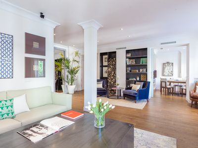 Photo for Luxurious apartment in the most exclusive area of Madrid