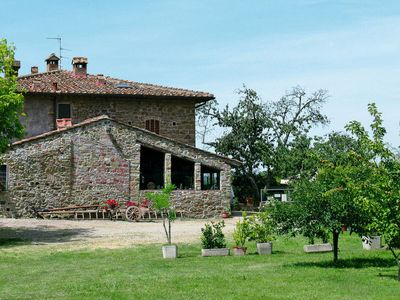 Photo for Vacation home Podere Le Bucche (PEL112) in Pelago - 10 persons, 3 bedrooms