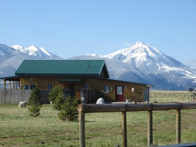 Photo for Scenic, Quiet Paradise Valley Vacation Rental
