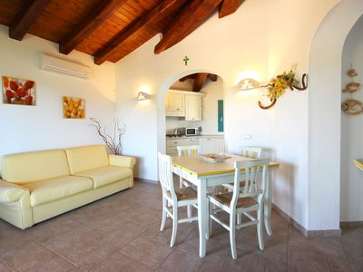 Photo for Three rooms of the residence Tanca Ladas 2km from the beach of Porto Taverna
