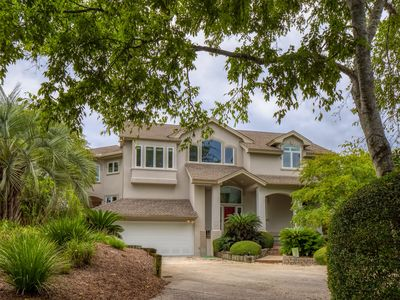 Photo for Incredible 5BR/3BA Home with Amazing Marsh Views! Close to Beach! Amenity Cards!