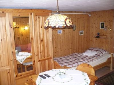 Photo for Cozy apartment for families, beaches, Baltic Sea, 1-3 people