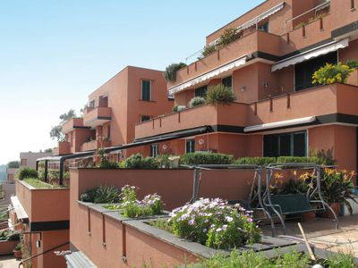 Photo for Apartment Le Terrazze sul Mare (VRA100) in Varazze - 8 persons, 3 bedrooms