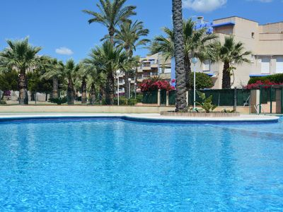 Photo for Cabo Roig Apartment Sunny Side Seafront Pool WiFi Tennis courts 38