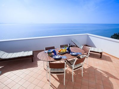 Photo for Terrazza Amalfitana is a beautiful apartment in Amalfi Coast, with private and panoramic terrace, 3