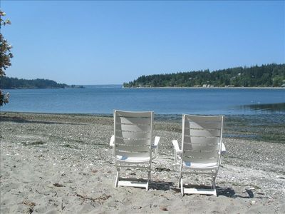Photo for Pleasant Beach Cottages Waterfront Bainbridge Island