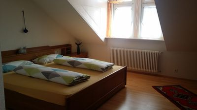 Photo for Apartment Bettina - Holidays on Lake Constance 100sqm, max. 4 pers + 1 baby