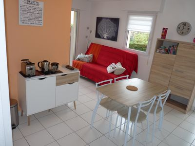 Photo for La Baule, T1 27m², close to beach and amenities