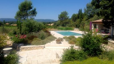 Photo for 1hect quiet: Exceptional family property with swimming pool, vineyards, woods and games