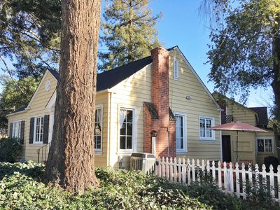 Charming House ~ With Hot Tub! Walk to Town & Oxbow Market!