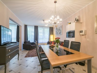 Photo for Middle of Berlin, large balcony, very central but quiet location, Wi Fi