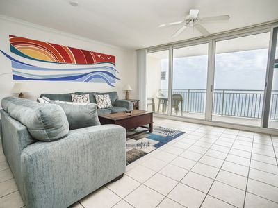 Photo for CLICK TO SEA :) Direct Beachfront - Family Friendly - Amenities Galore! BOOK NOW