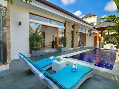 Photo for Family 2 Bedroom Private Pool Villa