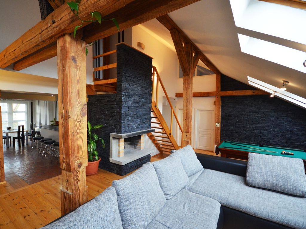 Attic Josefov - A cote de la Place de la Vieille Ville - Grand Luxury Apartment