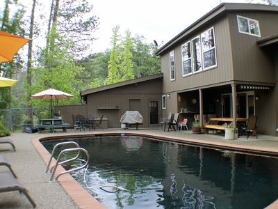 Photo for Pine Bluff House- Your Family Vacation Relaxation Starts Here *Pool*
