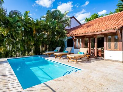 Photo for 2BR Villa Vacation Rental in Casa de Campo, La Romana