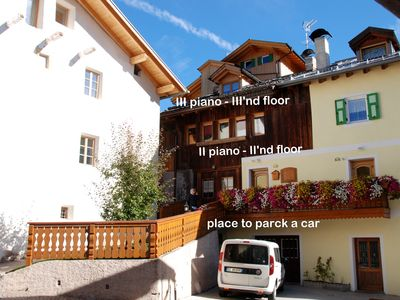 Photo for House / Villa - Vigo Di Fassa