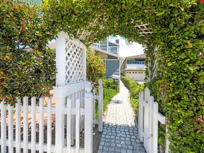 Photo for 2BR / 2BA Very Cute Balboa Beach House, 10% discount for April & May 2019!